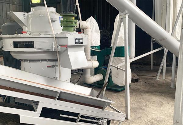 重庆时产2-3吨稻壳鸿运国际手机版的生产线